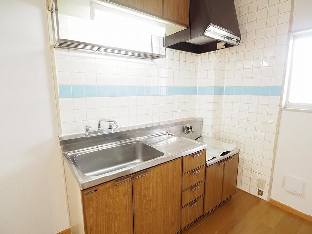 ドリームⅠ 01020号室のキッチン