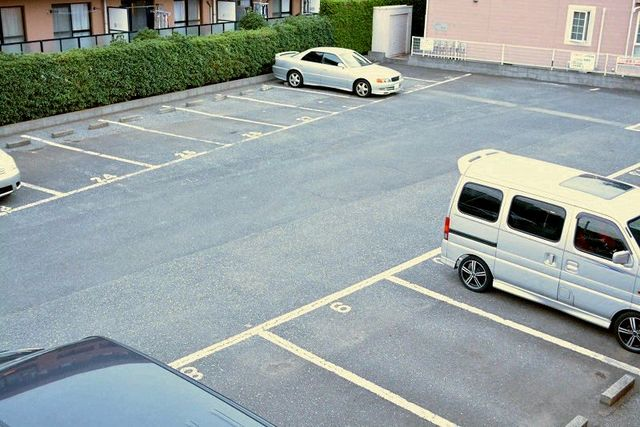 ドリームⅠ 01020号室の駐車場