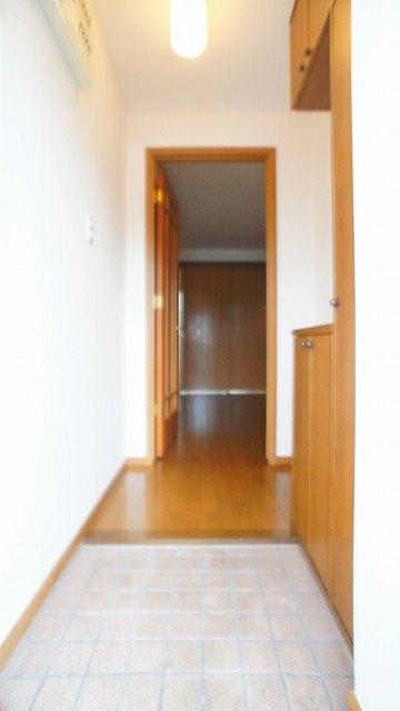 アラモードヴィラ 01030号室の玄関