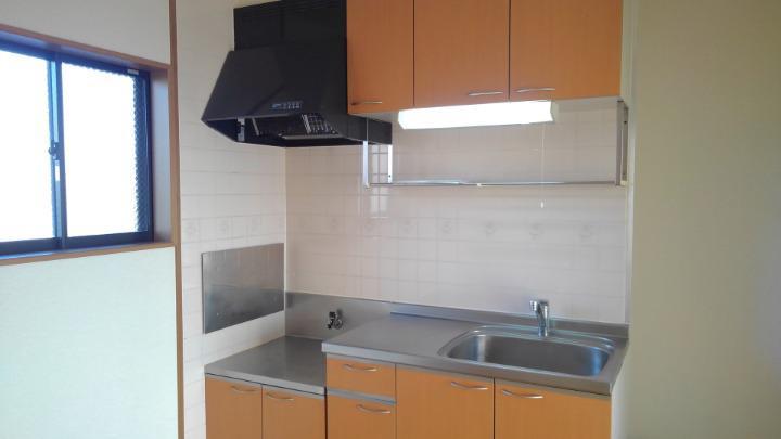 エトワ-ルイズミ 01010号室のキッチン