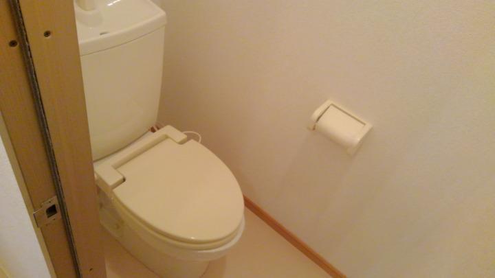 エトワ-ルイズミ 01010号室のトイレ