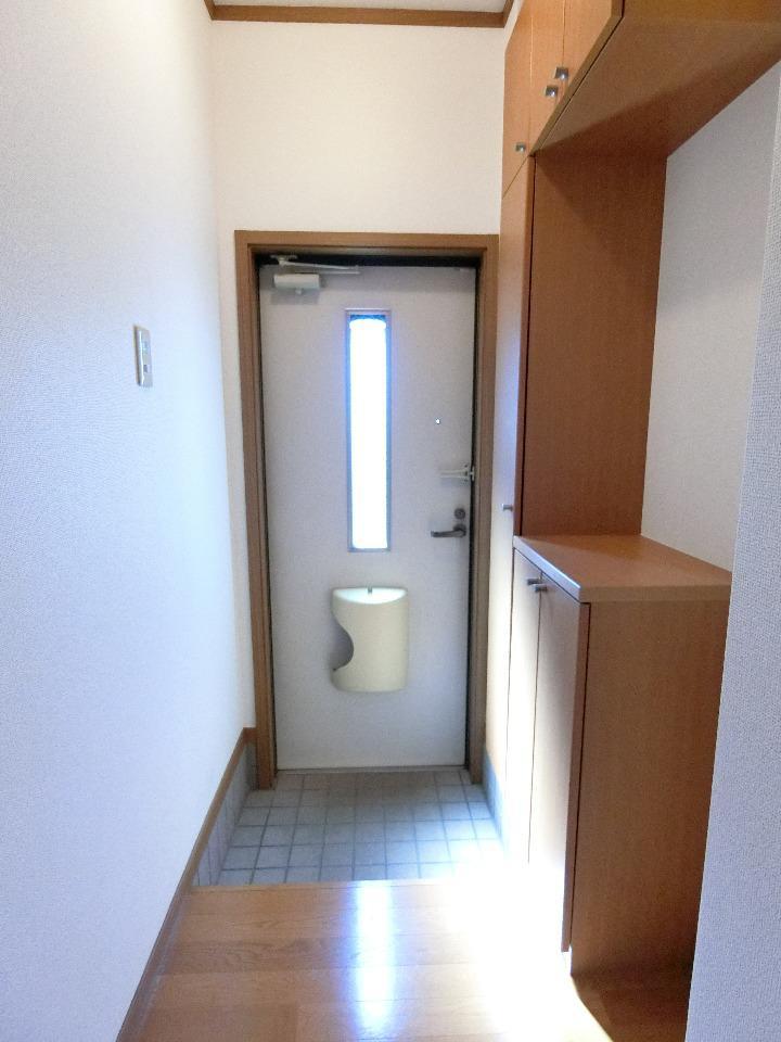 クレストルnoguchi 01030号室の玄関