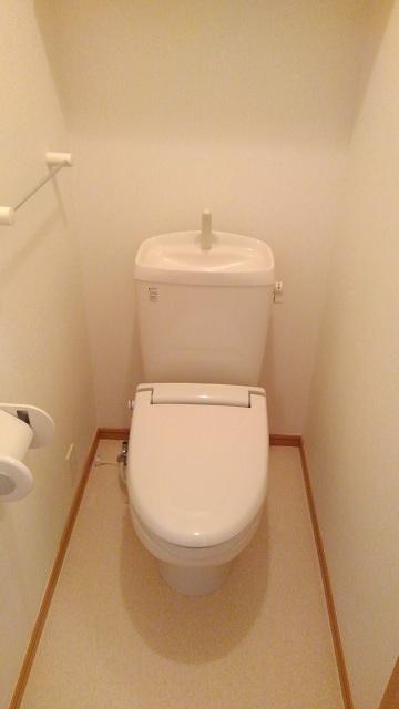 グラースカルム 01020号室のトイレ