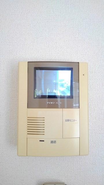 グラースカルム 01020号室のセキュリティ