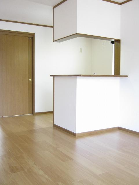 サン アヴェニュ- 01020号室のキッチン