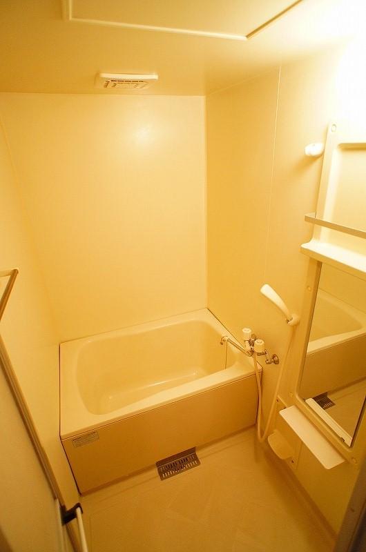 シャン・ロジュマン 02020号室の風呂