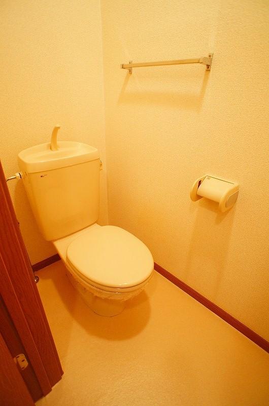 シャン・ロジュマン 02020号室のトイレ