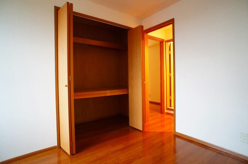 シャン・ロジュマン 02020号室の収納