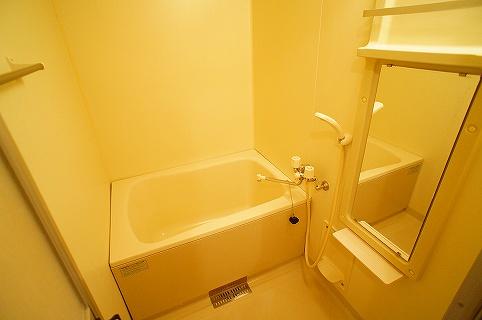 シャン・ロジュマン 02040号室の風呂