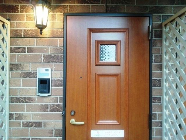 ドリ-ム KⅡ 01010号室の玄関