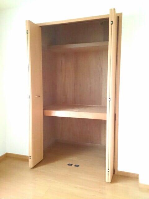 ノヴェルハイツ C 01020号室の収納