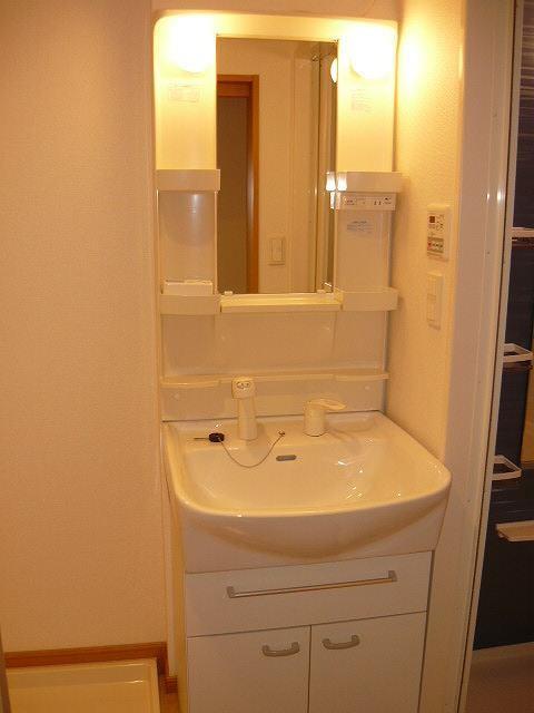 アンディアーモ小手指 03090号室の洗面所