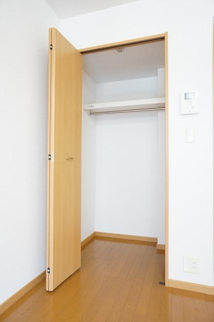 アンディアーモ小手指 03090号室の収納
