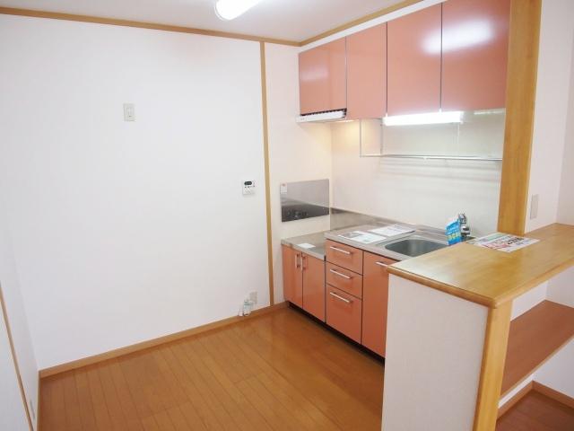 ル-ラル シティTI B 02020号室のキッチン