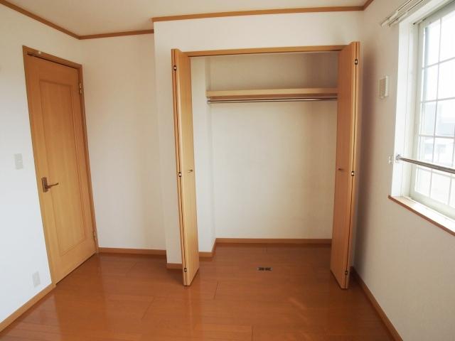 ル-ラル シティTI B 02020号室の収納