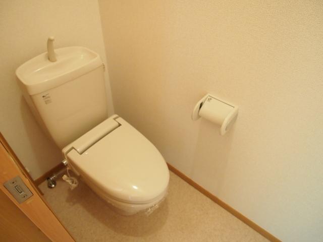 ル-ラル シティTI B 02020号室のトイレ