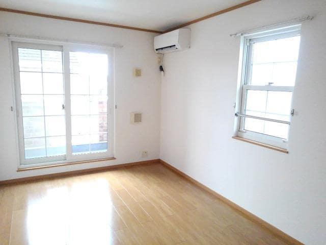 サン ローズ 02010号室の玄関