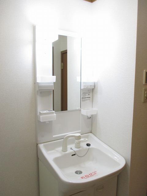 パストラルコ-トⅡ番館 01010号室の洗面所