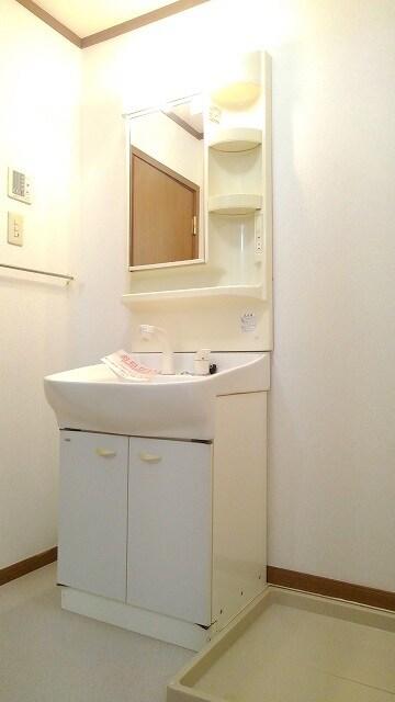 パストラルコ-トⅡ番館 02020号室の洗面所