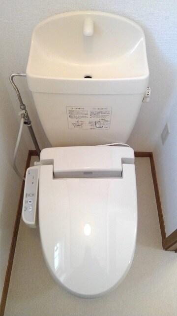 パストラルコ-トⅡ番館 02020号室のトイレ