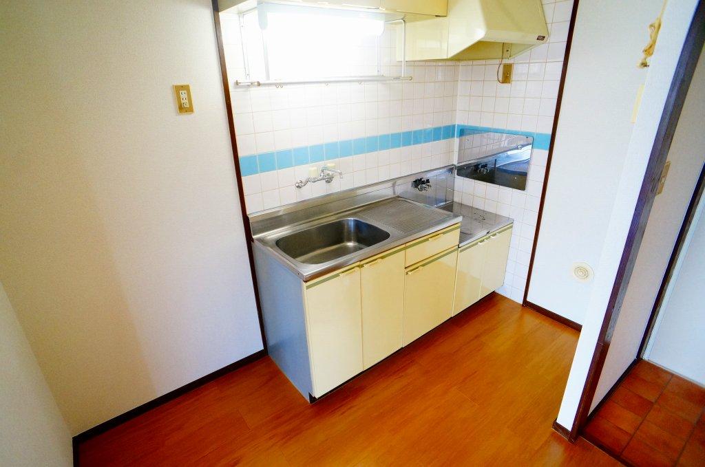 エルディム・菊地 02010号室のキッチン