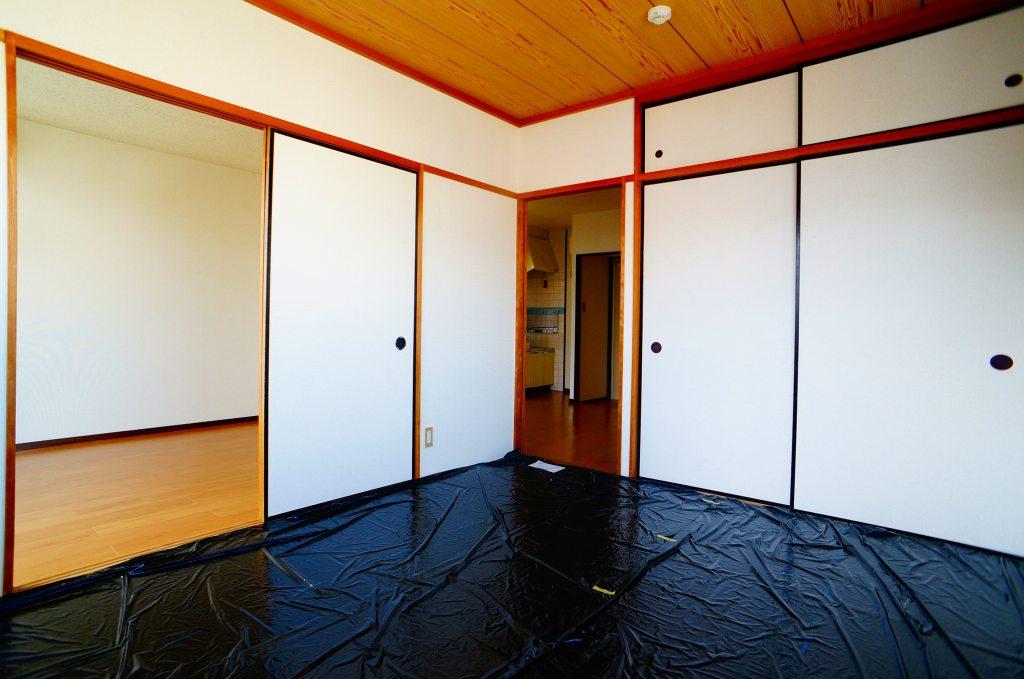 エルディム・菊地 02010号室の収納