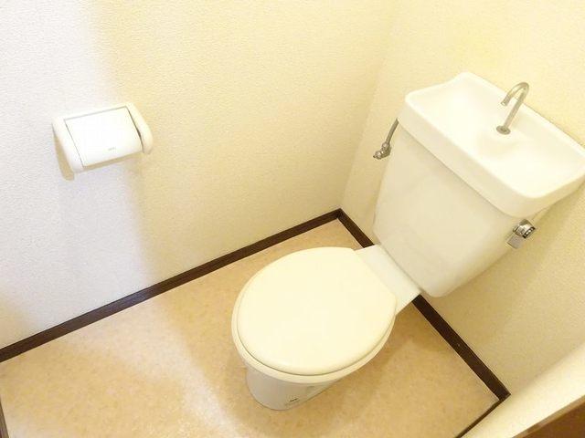 ラ・フォーレ七和 02050号室のトイレ