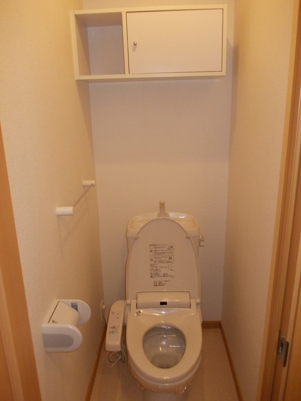 グッドヒル 01030号室のトイレ