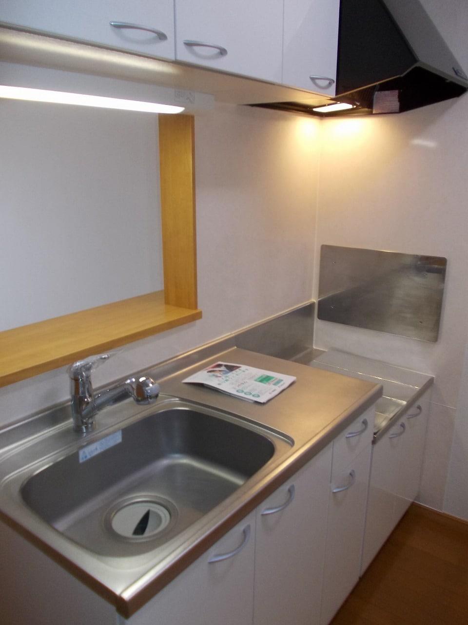 グッドヒル 01030号室のキッチン