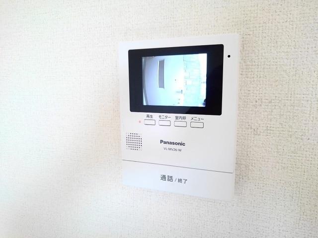 グッドヒル 01030号室のセキュリティ