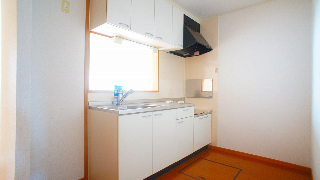 ル-ラルハ-モニ-TI A 01010号室のキッチン