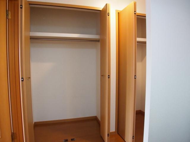 ル-ラルハ-モニ-TI A 01010号室の収納