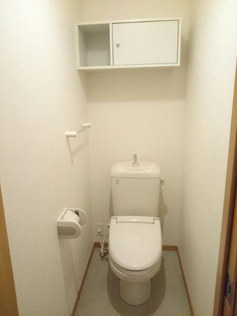 ル-ラルハ-モニ-TI A 01010号室のトイレ