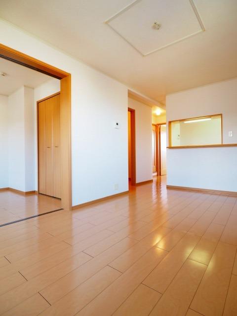 メゾンラフィネ 02030号室のリビング