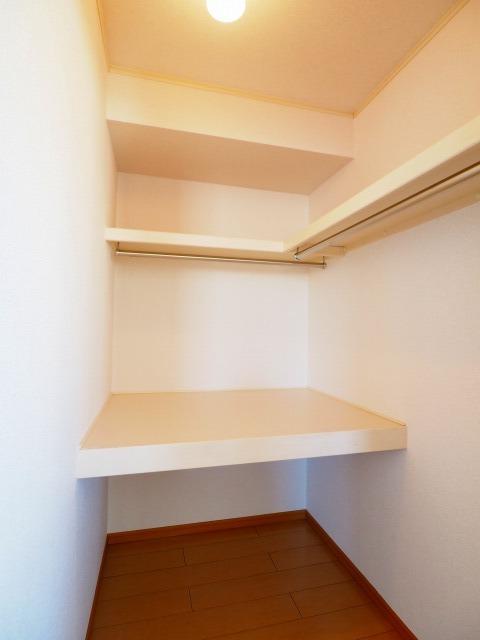 メゾンラフィネ 02030号室の収納