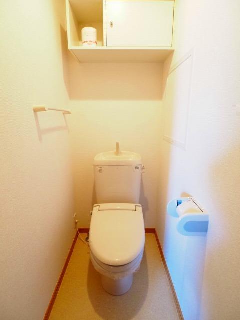 メゾンラフィネ 02030号室のトイレ
