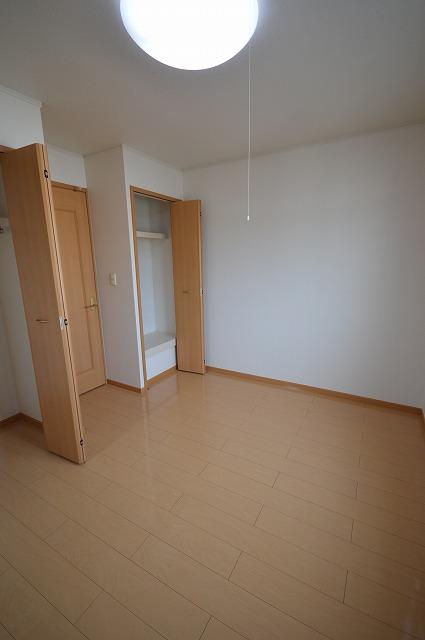 ルームハウスSUN 02010号室の収納