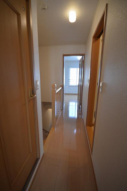 ルームハウスSUN 02010号室の玄関