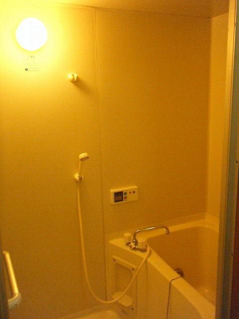クレセント 01010号室の風呂