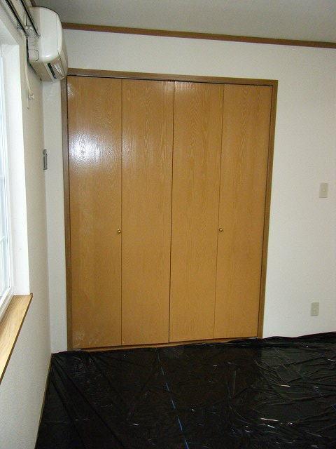 クレセント 01010号室の収納