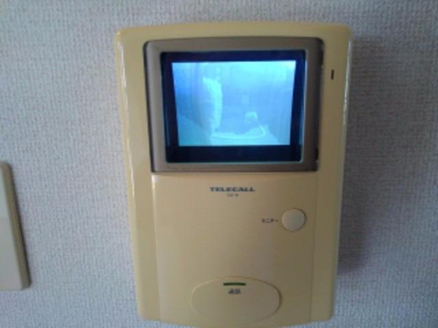 パイングローヴヒルズB 02020号室のセキュリティ
