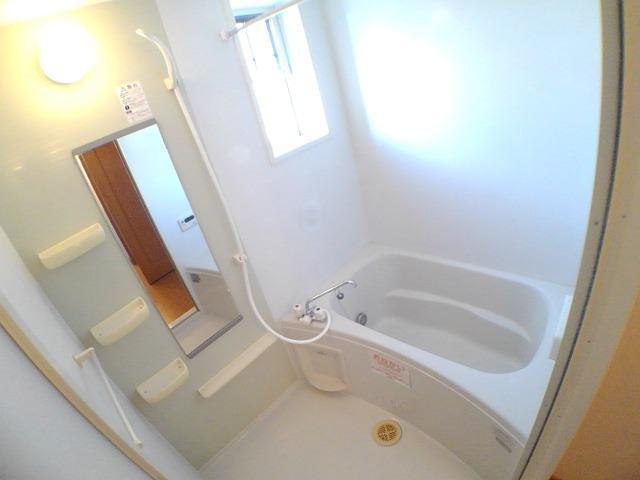 リーヴ天神 A 01030号室の風呂