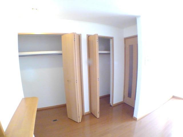 リーヴ天神 A 01030号室の収納
