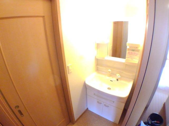 リーヴ天神 A 01030号室の洗面所
