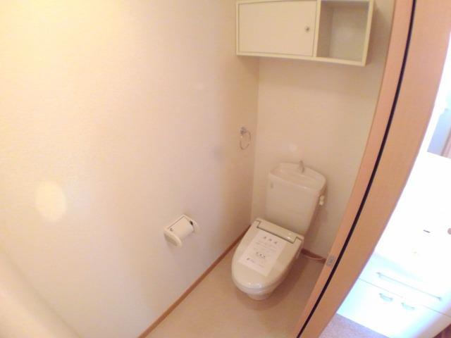 リーヴ天神 A 01030号室のトイレ