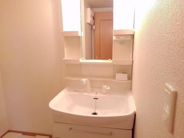 サンリット 佐橋A 01010号室の風呂