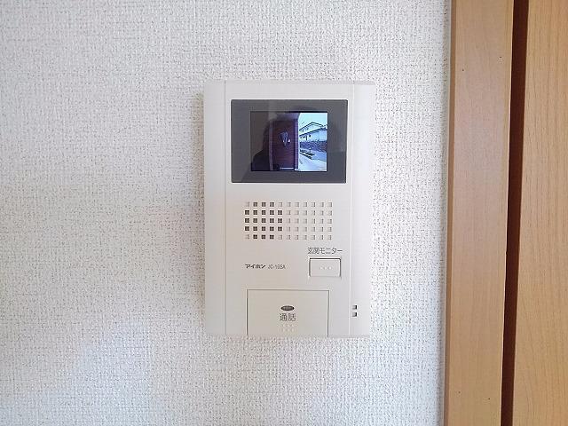 サンリット 佐橋A 01010号室のバルコニー