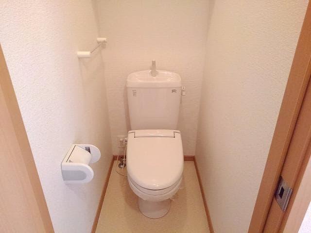 サンリット 佐橋A 01010号室のトイレ