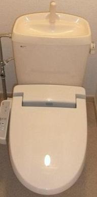 レジデンス・K・Two 01010号室のトイレ