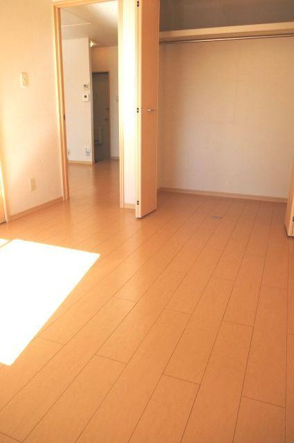 レジデンス・K・Two 01010号室の収納